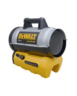 DeWALT 68k BTU 20V Cordless Propane Heater