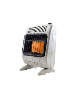 Mr Heater 10k BTU Vent-Free Radiant Propane Heater – MHVFRD10LP