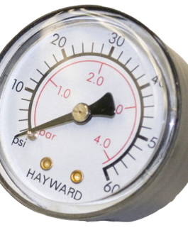 Hayward Pressure Gauge Back Mount – ECX27091