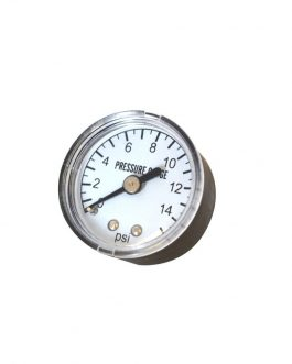 Pressure Gauge 3740-0049-00