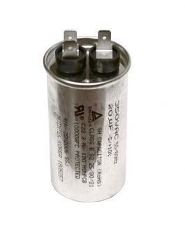 Capacitor 20uF 3820-0258-00